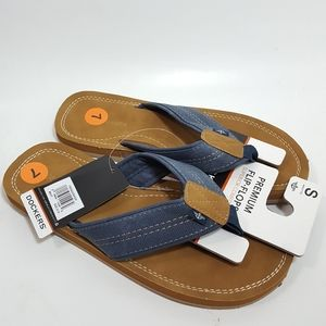 Dockers Shoes - Dockers Men's Flip Flops Size S(7-8) Summer Sandal
